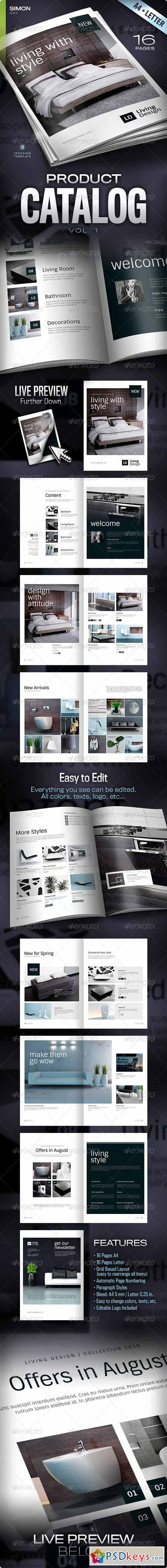 Product Catalog Vol. 1 4638512