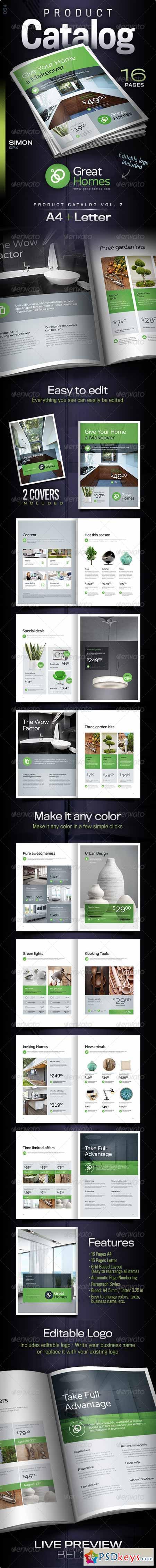 Product Catalog Vol. 2 7066026