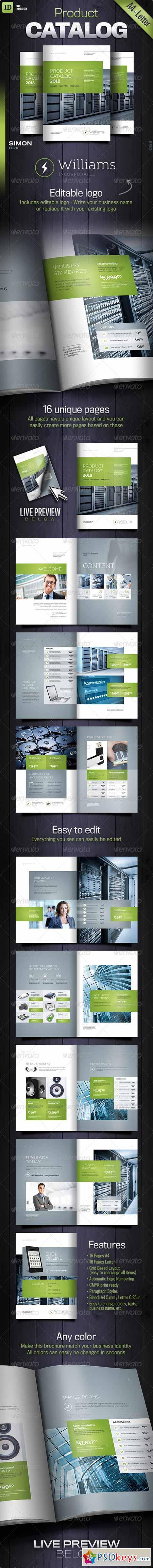 Product Catalog - Williams 8280732