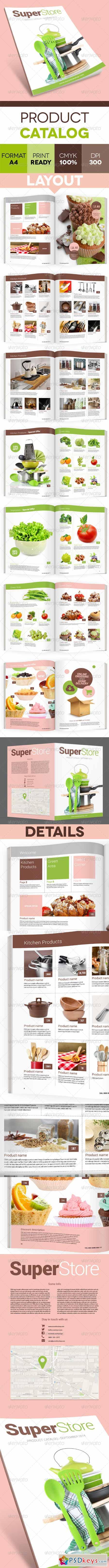 Modern Product Catalog 8232692