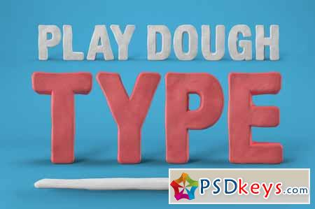 Play Dough Type 129890