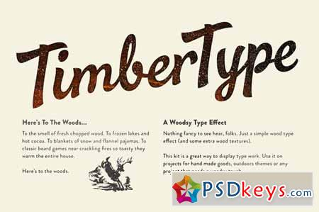 TimberType - A Holiday Gift to You 138896