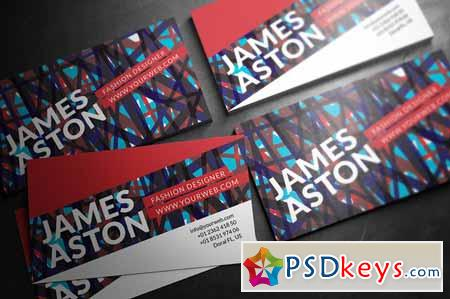 Modern Business Card 2 67287