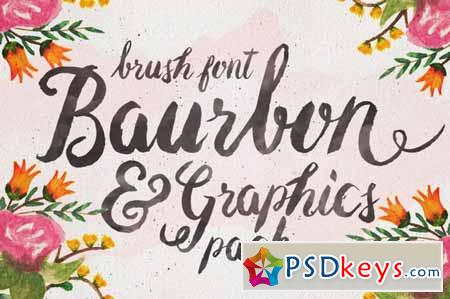 Baurbon and Graphics pack 129136