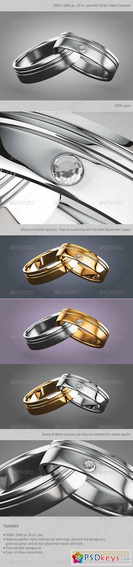 Wedding Rings 2515075