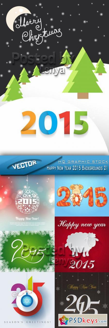 Happy New Year 2015 Backgrounds 21