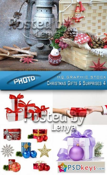 Christmas Gifts & Surprises 4