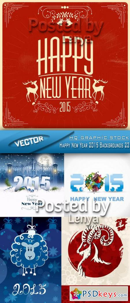 Happy New Year 2015 Backgrounds 22