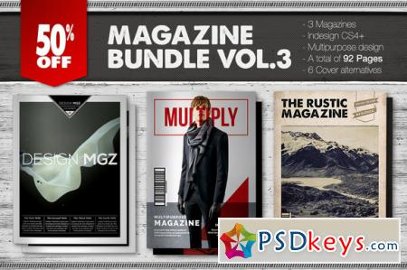 Magazine Bundle 3 117760