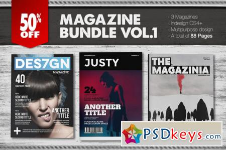 Magazine Bundle 1 117605