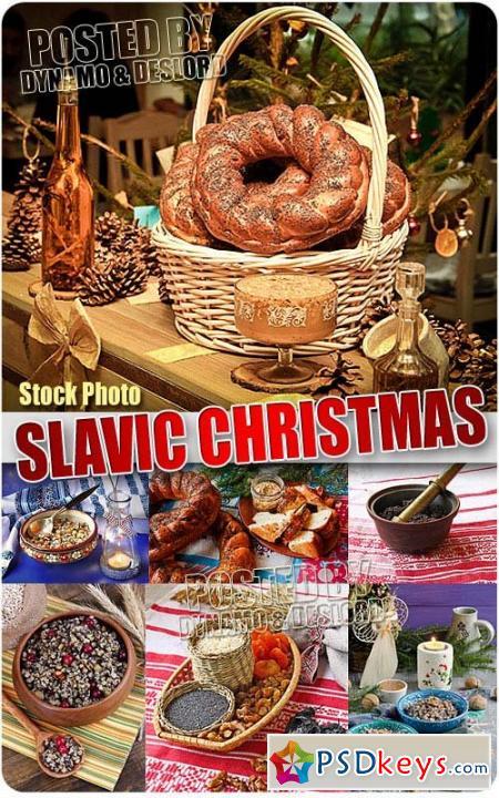 Slavic Christmas - UHQ Stock Photo