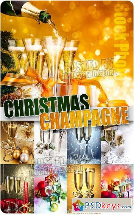 New Year Champagne 3 - UHQ Stock Photo