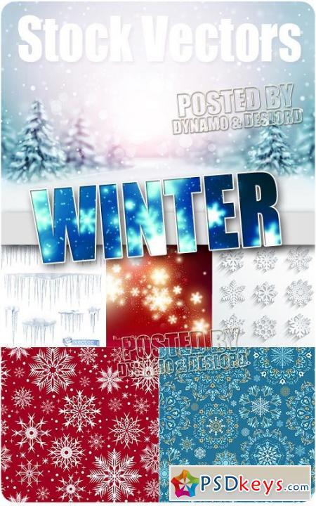 Winter 2 - Stock Vectors