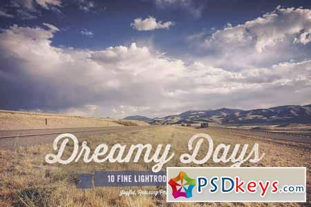 Dreamy Days Lightroom Presets Vol 1 141409