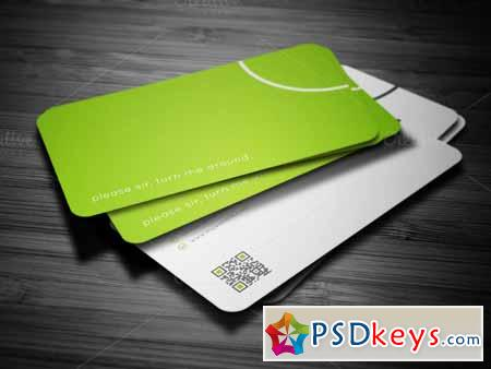 Friendly Business Card 79723