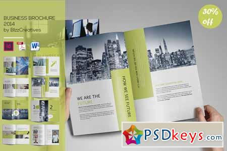 Business System Brochure 107959