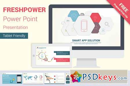FRESHPOWER Power Point Presentation 142683