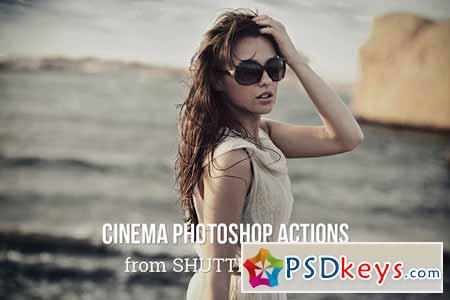 Cinema Photoshop Actions 141139