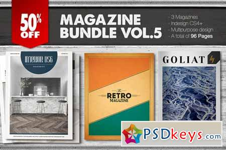 Magazine Bundle 5 140483