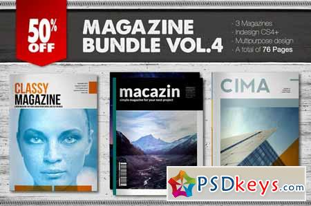 Magazine Bundle 4 140466