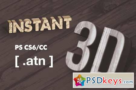 InstaTexture 3D Text Creator 152164 » Free Download