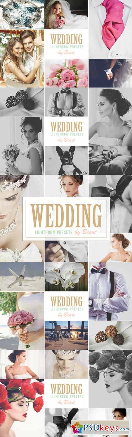 Wedding Lightroom Presets 101567