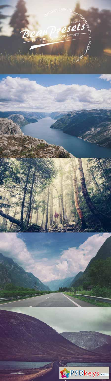 Beautiful Film Presets Vol 1 155820