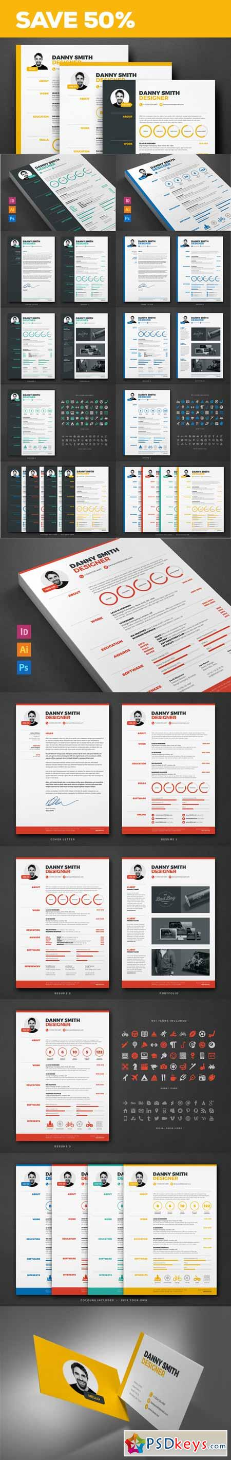 Resume Bundle Save 50% 159799