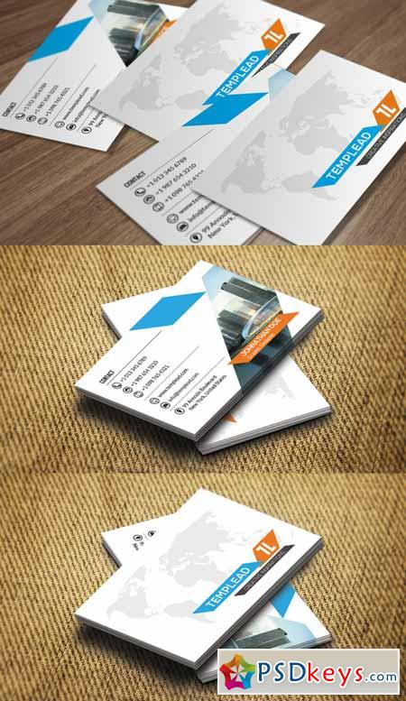 Personal Business Card CM198 118339
