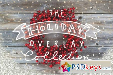 The Holiday Overlay Collection 131891