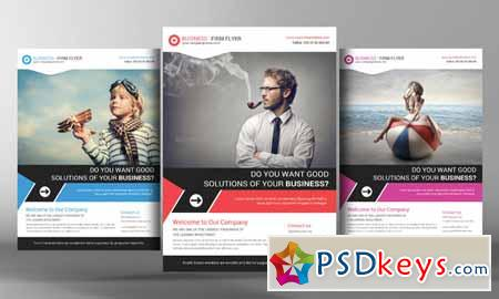 Corporate Business Flyer Template 96395 » Free Download Photoshop ...