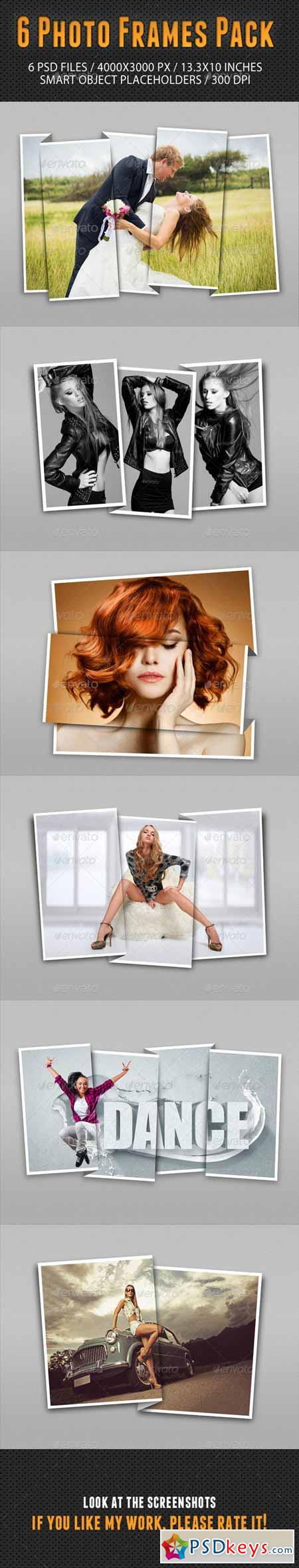 Photo Frames Pack 13 10202786