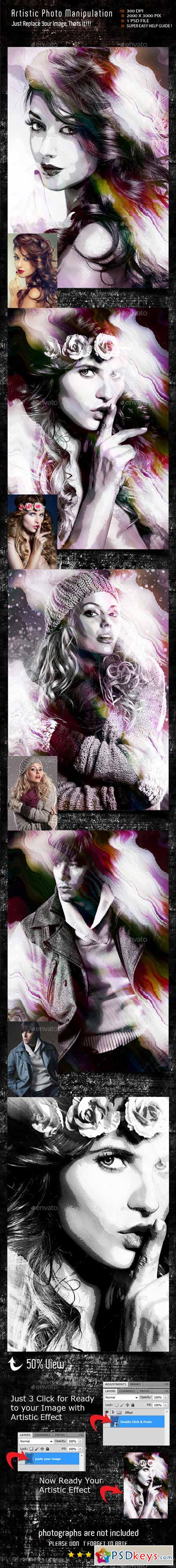 GraphicRiver Artistic Photo Manipulation 10074531