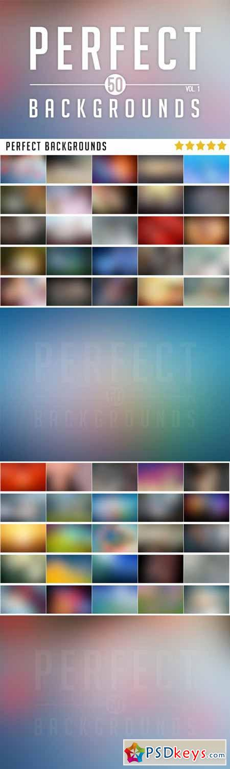 50 Perfect Blurred Backgrounds Vol.1 19991