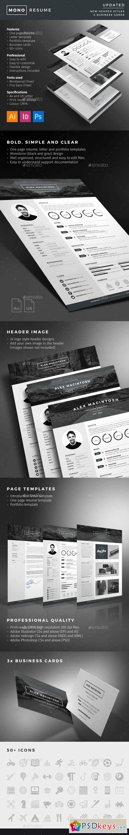 mono resume 10034652  u00bb free download photoshop vector stock image via torrent zippyshare from