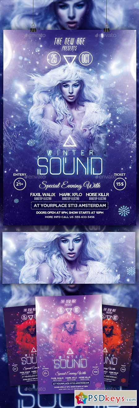 Modern Flyer - Winter Sound 9804465