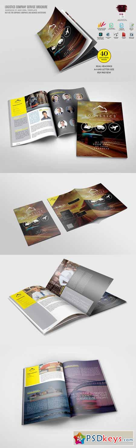 Ready Made Brochure for Companies 182080