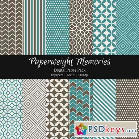 Patterned Paper - By the Sea 181728