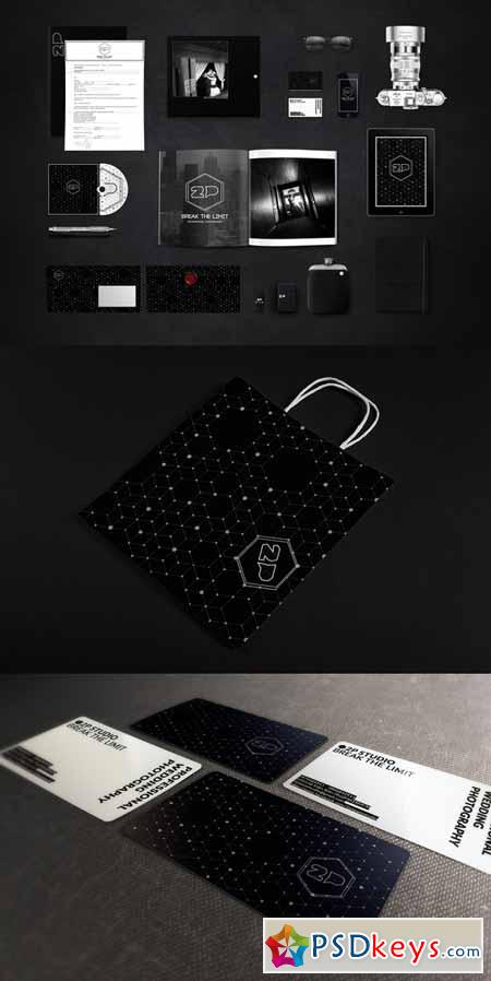 Luxury Branding for Photographer 185931