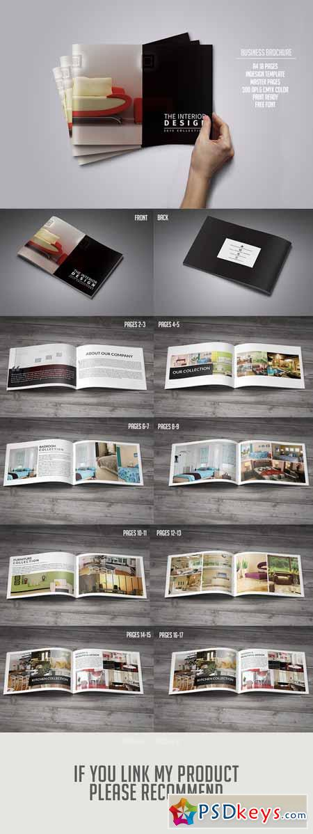 Multipurpose Portfolio Brochure 186731