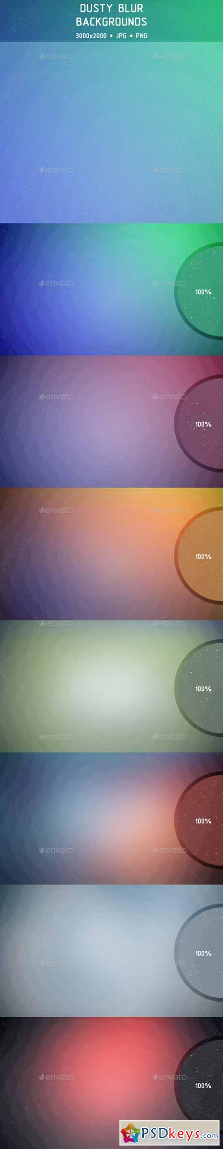 Dusty Blur Backgrounds 10192533