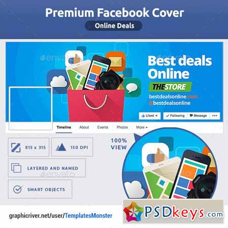 Online Deals FB Cover 9081897