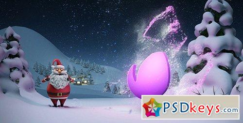 Santa - Christmas Magic - After Effects Projects » Free