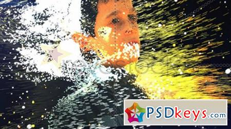 Photo Dispersion - After Effects Projects