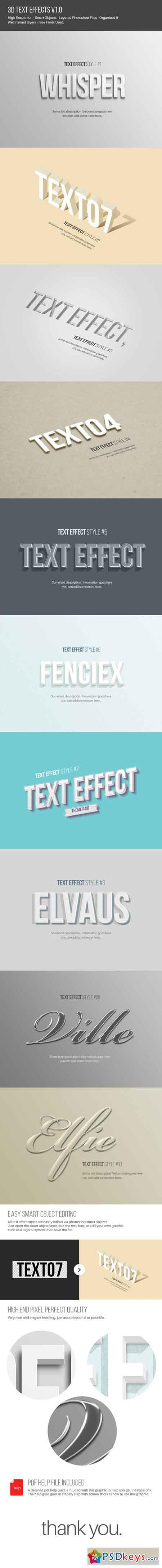 Text Effects V1.0 10530426