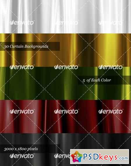 30 Satin Curtain Backgrounds 29294
