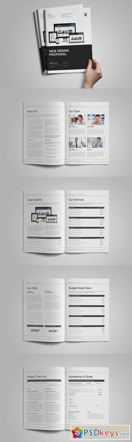 Web Design Proposal 200418