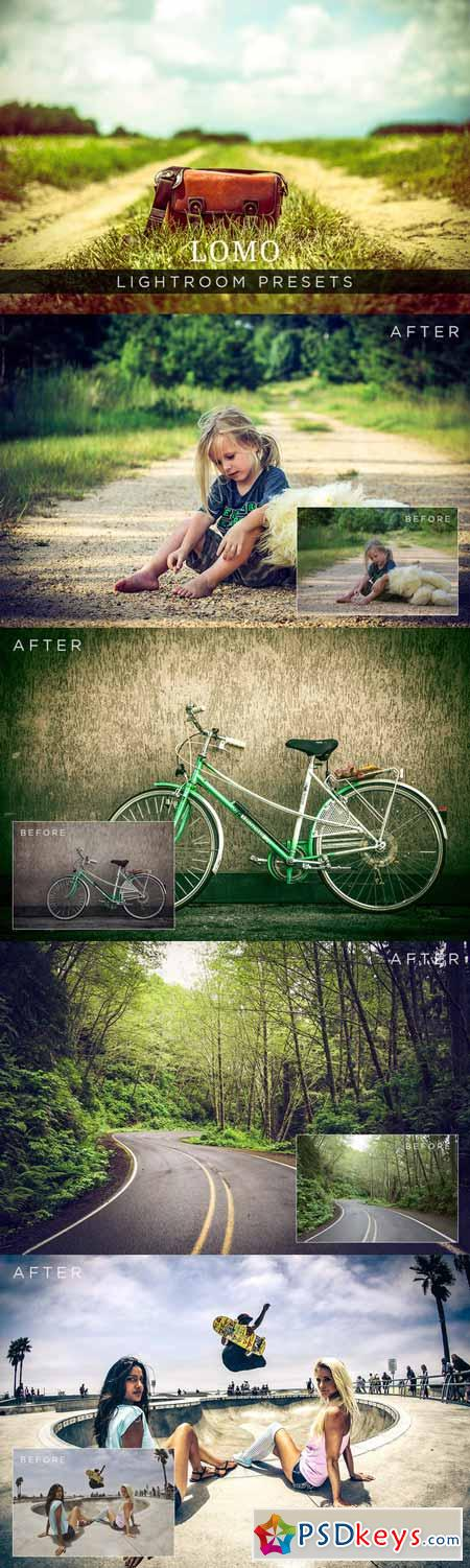 Lomo Lightroom Presets Volume 1 20010