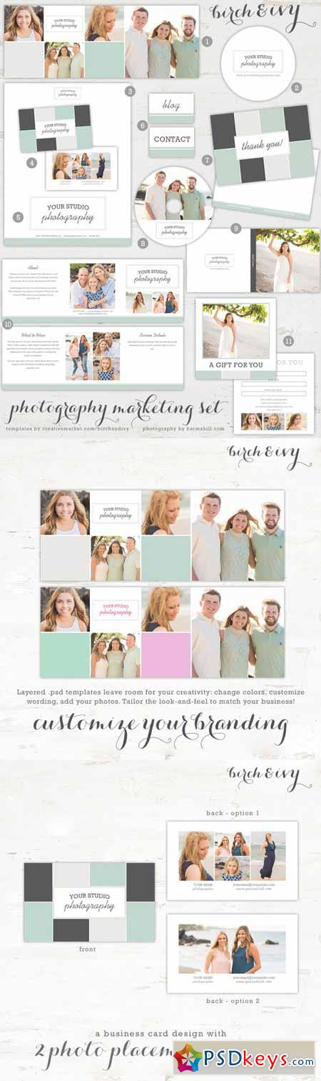 Modern Photography Marketing Set 198357