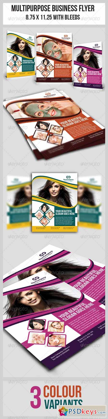 Multipurpose Business Flyer 4257481